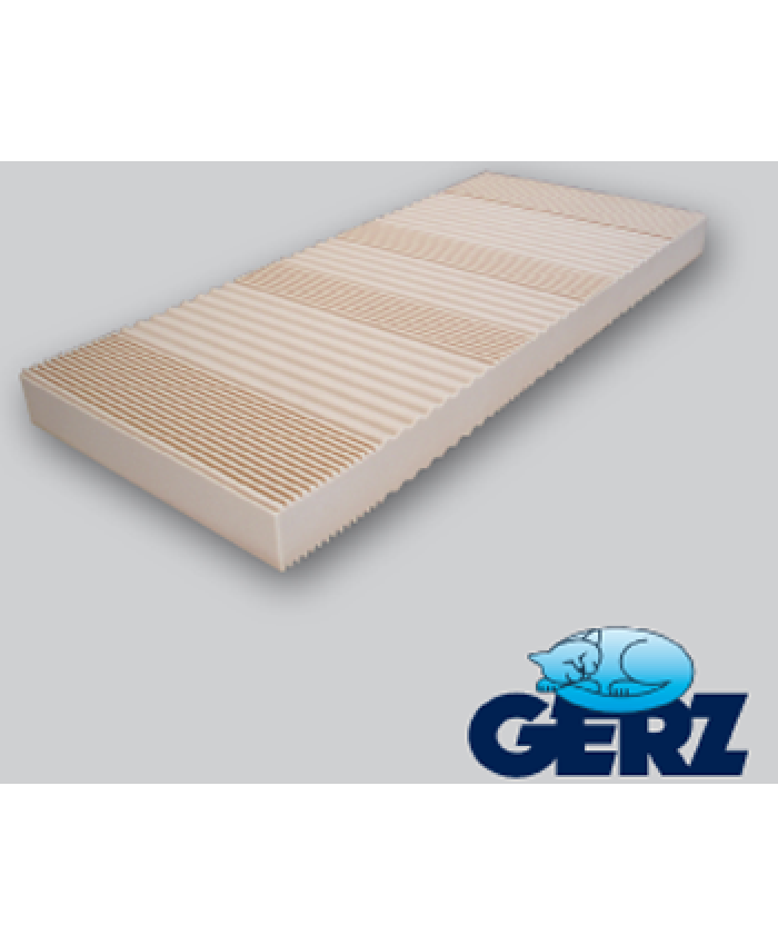 Gerz 7-Zonen-Kaltschaum-Matratze Alpha Härte III