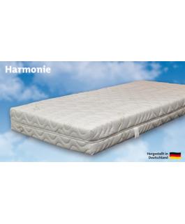 Gerz 7-ZonenTaschenfederkern-Matratze Harmonie Härte II
