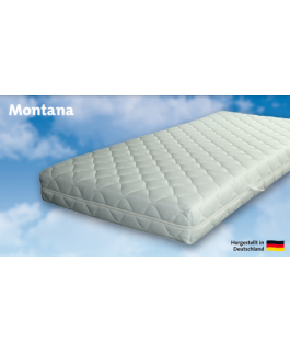 Gerz 7-Zonen-Kaltschaum-Matratze Montana Härte II