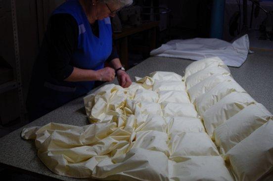 Bettenstern Produktion